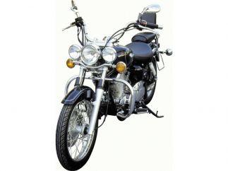 Soporte de faros auxiliares Yamaha Dragstar XVS125,  XVS250