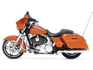 Respaldo Harley Davidson Touring 2009-2013