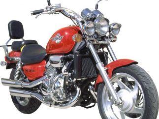 Respaldo Honda VF750 C Magna