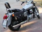 Alforjas Honda Shadow modelo RIFLE Clásicas