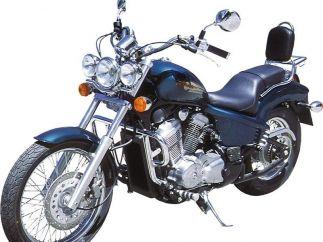 Defensa Motor Honda VT 400/600 Shadow, Steed 400/600