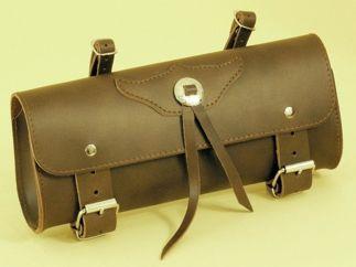 Rulo estándar piel marrón. Ancho 29 cm.