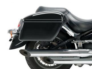 Alforjas rígidas custom modelo SILVER