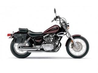 Alforjas Yamaha Virago 535 modelo APACHE Básicas