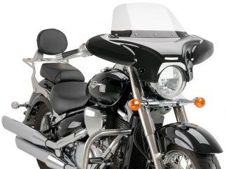 Parabrisas modelo BATWING para Suzuki C800 / Volusia