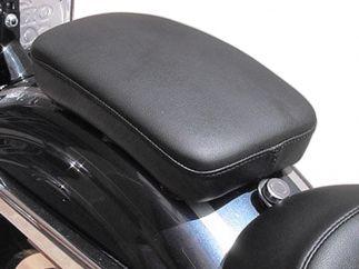 Asiento trasero moto custom