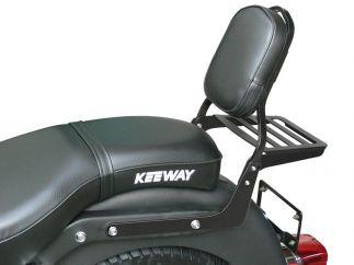 Respaldo Keeway Blackster 250