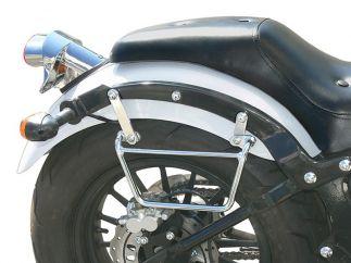 Soportes Alforjas klickFix AJS Regal Raptor Daytona 125