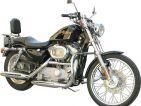 Respaldo Harley Davidson Sportster (2004-...)