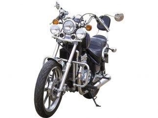 Portaequipajes Kawasaki EN 500 (llantas de aleación)
