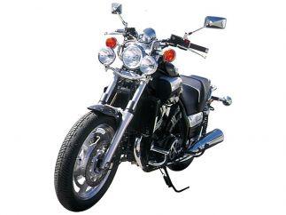Soporte de faros auxiliares Yamaha V-max 1200