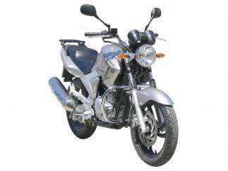 Defensa Motor Yamaha Ybr 250 Carretera (Autoescuela)
