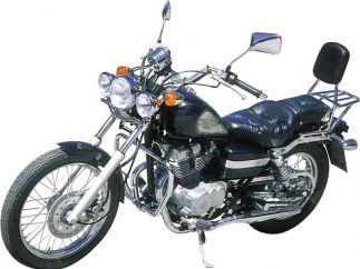 Defensa Motor Honda Rebel 125, Rebel 250