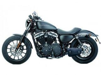 Alforja Harley Davidson Sportster LIVE TO RIDE Básica