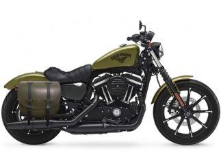 Alforjas Harley Davidson Sportster Modelo Bando Platoon