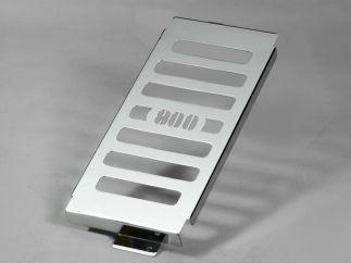Cubreradiador (Inox) Suzuki Boulevard C50, M50, Intruder C800, M800, VL800 Volusia