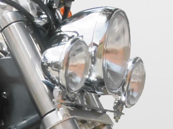Soporte de faros auxiliares Triumph America, Bonneville America, Speedmaster