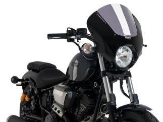 Semicarenado DARK NIGHT para Yamaha XV950