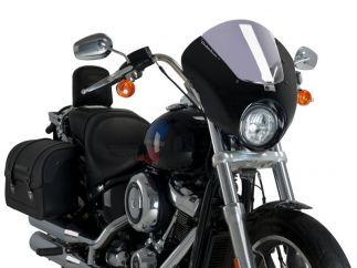 Semicarenado DARK NIGHT Harley Davidson Softail Low Rider