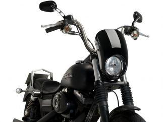 Semicarenado ANARCHY Harley Davidson Dyna Street Bob FXDB
