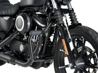 Defensa Motor Harley D. Sportster modelo MUSTACHE