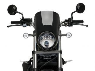 Semicarenado ANARCHY para Honda REBEL 500 (2020-...)