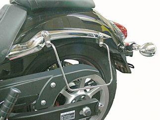 Soportes Alforjas Yamaha Midnight Star-Vstar XVS950A