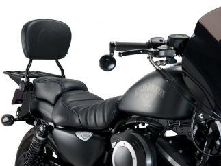 Respaldo Harley Davidson Sportster modelo LUXUS