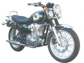 Defensa Motor Kawasaki W650, W800