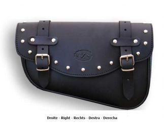Alforja basculante modelo LIVE TO RIDE Classic color negro