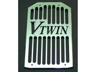 Cubreradiador Kawasaki Vulcan VN1500-1600 Mean Streak